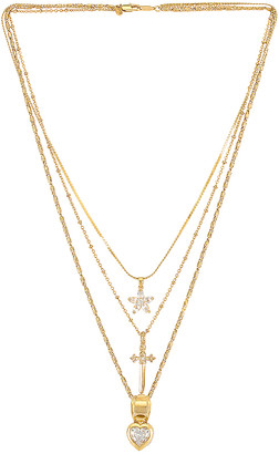 Vanessa Mooney Portia Necklace