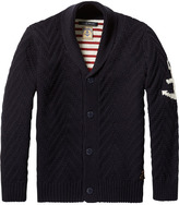 Scotch & Soda Knitted Cardigan