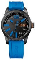 Boss Orange Blue Quartz Strap Watch 1513048