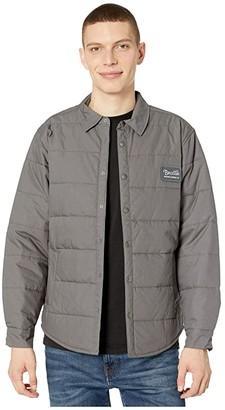 Brixton Grade Cass Jacket (Charcoal) Men's Clothing