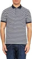 Sun 68 Sun68 Pique Cotton Polo Shirt