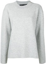 Proenza Schouler Knit pullover - women - Polyamide/Spandex/Elastane/Cashmere/Wool - S