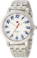 Tommy Hilfiger Women's 1781216 Classic Analog Enamel Bezel Watch