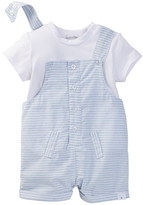 Absorba Tee & Shortall Set (Baby Boys)