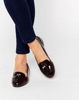 Miss KG Karina Tassle Brogue Slipper Shoes