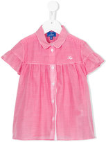 Fay Kids - striped shirt - kids - Silk/Cotton/Polyester - 4 yrs