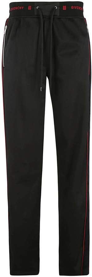 Givenchy 4g Side Band Track Pants