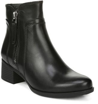 Naturalizer Waterproof Leather Booties - Dorrit