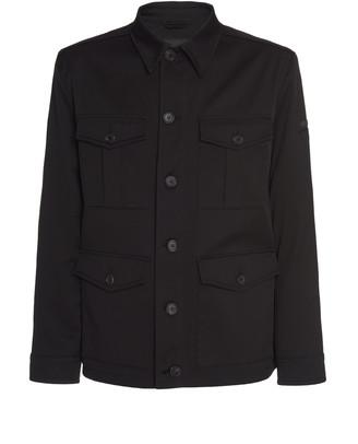 Prada Cotton-Twill Jacket