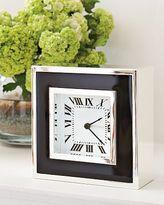 Square Enamel Clock