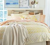 Pottery Barn Lonny Storage Headboard