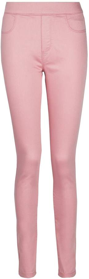 f4a7bc2fdec4e Pink Jeggings For Women - ShopStyle UK