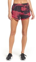 Under Armour Women's Fly-By Print Shorts