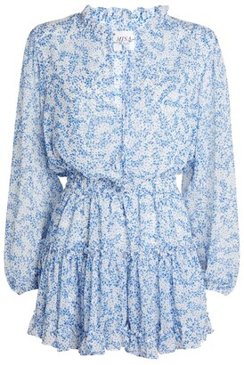 MISA Lorena Mini Dress