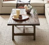 Pottery Barn Bartol Reclaimed Pine Coffee Table