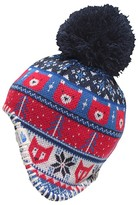 The North Face Boys' Nordic Pattern Knit Beanie - Baby