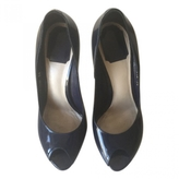Christian Dior Patent Leather Court Shoes
