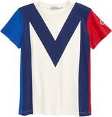 Moncler Short Sleeve Jersey T-Shirt