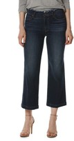 Paige Women's Lori Crop Wide Leg Jeans