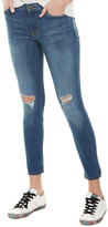 Hudson Jeans Krista Dream On Ankle Super Skinny Leg