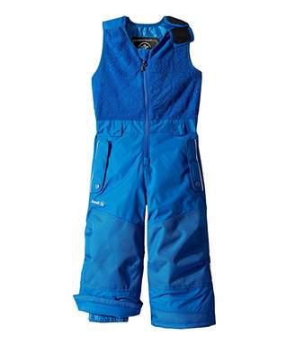 Kamik Storm Snow Bib (Infant/Toddler/Little Kids/Big Kids) (Blue/Bleu) Kid's Snow Bibs One Piece