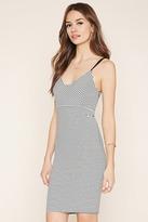 Forever 21 Contemporary Striped Dress