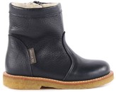 Angulus Tex Lined Leather Boots with Zip