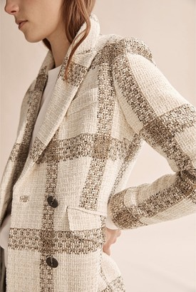Country Road Check Blazer