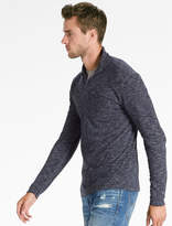 Lucky Brand Long Sleeve Johnny Collar Polo