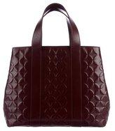 Alaia Leather Petale Tote
