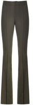 Veronica Beard Hibiscus High Waisted Flare Pant