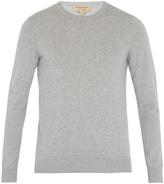 Burberry Richmond crew-neck cashmere-blend sweater