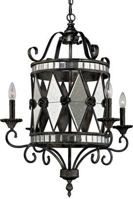 Artistic Home & Lighting Mariana 4-Light Chandelier