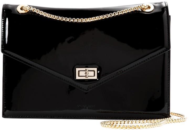 Anine Bing Patent leather handbag