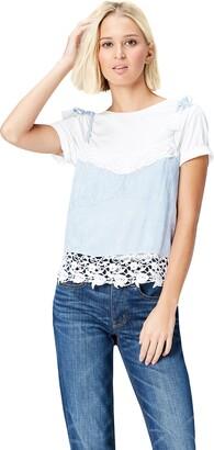 Find. Amazon Brand Women's Lace Vest Top