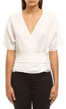 Colcci Women's Linen Blouse