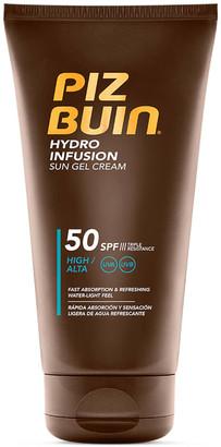 Piz Buin Hydro Infusion Sun Gel Cream SPF 50 150ml