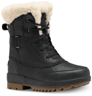 Sorel Women's Tivolia Iv Parc Lug Sole Boots Women's Shoes