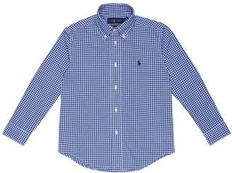 Polo Ralph Lauren Kids Checked cotton shirt