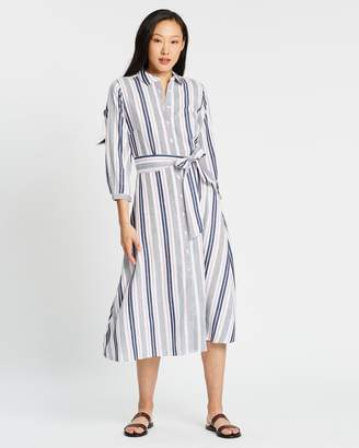 Sportscraft Octavia Stripe Dress