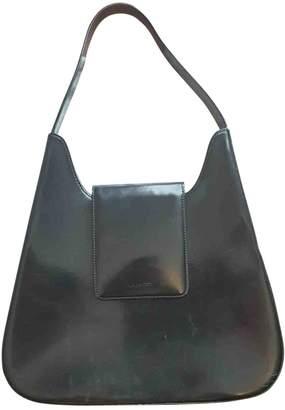 Lancel \N Black Leather Handbags