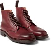 Cheaney - Pennine Pebble-grain Leather Boots