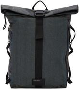 Diesel Blue & Camo D-Running Roll Backpack