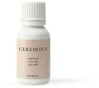 Vitruvi Essential Oil Blend Ceremony