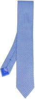 Brioni embroidered tie - men - Silk - One Size