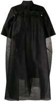 MM6 MAISON MARGIELA layered shirt dress