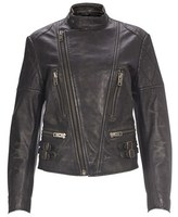 French Connection Rhonda Leather Jacket