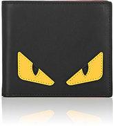 Fendi Men's Buggies Billfold-BLACK