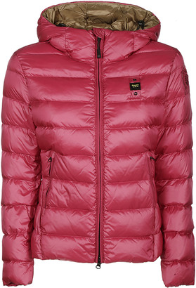 Blauer Chest Patch Classic Padded Jacket
