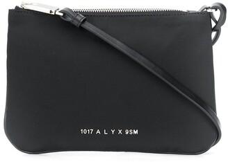 Alyx logo plaque shoulder bag